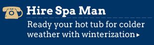 Hire Spa Man